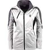 Antigua Women's Seattle Sounders White Discover Full-Zip Jacket
