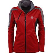 Antigua Women's Toronto FC Red Discover Full-Zip Jacket
