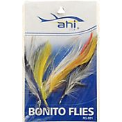 Ahi USA 5 Piece Bonito Fly Assortment