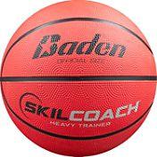 Baden SkilCoach Heavy Trainer Rubber Basketball ...