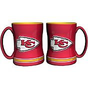 Boelter Kansas City Chiefs Relief 14oz Coffee Mug 2-Pack