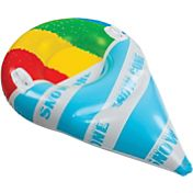Big Mouth Giant Snow Cone Snow Tube