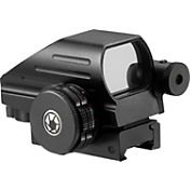 Barska Multi-Reticle Electro Sight with Red Laser