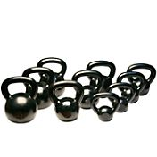 Body Solid 5-50 lb Kettlebell Set