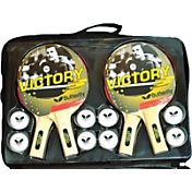 Butterfly 4-Player Table Tennis Racket Set