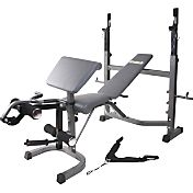 Body Champ 39'' Olympic Bench