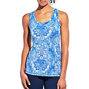 CALIA by Carrie Underwood Women's Printed Jersey Tank Top