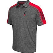 Chiliwear Men's Cincinnati Bearcats Grey Birdie Polo