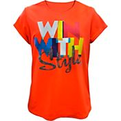 Champion Girls' Win With Style Graphic T-Shirt