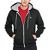 Champion Men's Eco Fleece Full Zip Hoodie