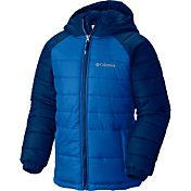Columbia Toddler Boys' Tree Time Puffer Insulated Jacket