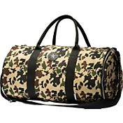 Converse Core Canvas Camo Duffle Bag
