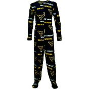 Concepts Sport Men's West Virginia Mountaineers Blue Onesie