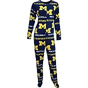 Concepts Sport Women's Michigan Wolverines Blue Onesie