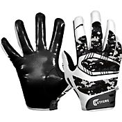 Cutters Adult Rev Pro Camo Receiver Gloves