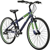Diamondback Boys' Insight 24 Performance Hybrid Bike