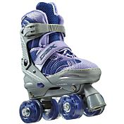 DBX Girls' Express Adjustable Roller Skate Package 2014
