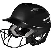 DeMarini Youth Paradox Protégé Pro Fastpitch Batting Helmet with Mask