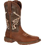 Durango Men's Rebel Crossed Guns Western Boots