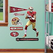 Fathead Junior Colin Kaepernick #7 San Francisco 49ers Wall Graphic
