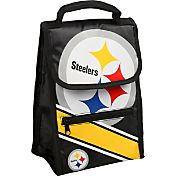 Forever Collectibles Pittsburgh Steelers Convertible Lunch Cooler