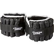 Fitness Gear 5 lb. Comfort Ankle Weights - Pair