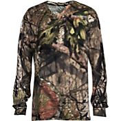 Field & Stream Women's V-Neck Camo Long Sleeve Shirt