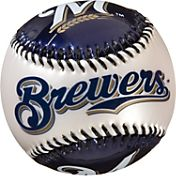 Franklin Milwaukee Brewers Soft Strike Baseball