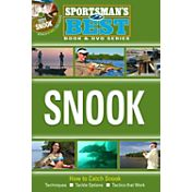 Sportsman's Best Snook Book and DVD Combo