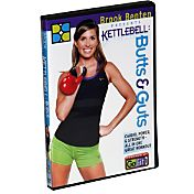 GoFit Kettlebell Butts and Guts Workout DVD by Brook Benten
