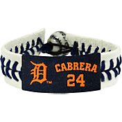 GameWear Detroit Tigers Miguel Cabrera Classic Jersey Bracelet