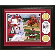 Highland Mint Los Angeles Angels Mike Trout Photo Mint