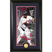 Highland Mint Boston Red Sox David Ortiz Supreme Bronze Coin Photo Mint