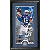 The Highland Mint Indianapolis Colts Andrew Luck Framed 'Supreme' Photo Mint