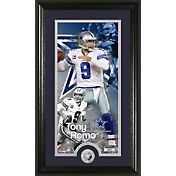 The Highland Mint Dallas Cowboys Tony Romo Framed 'Supreme' Photo Mint