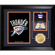 The Highland Mint Oklahoma City Thunder Desktop Photo Mint