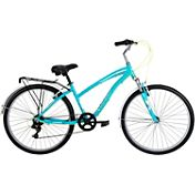 Huffy Women's Prospect Hybrid Cruiser Bike