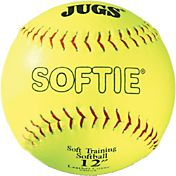 Jugs 12' Softie Practice Fastpitch Softballs - 12 Pack