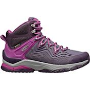 KEEN Women's Aphlex Mid Waterproof Hiking Boots