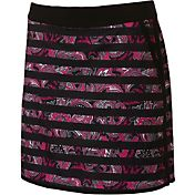 Lady Hagen Women's Paris Collection Paisley Golf Skort