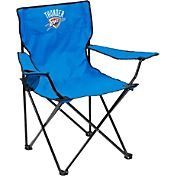 Oklahoma City Thunder Team-Colored Quad Chair