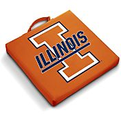 Illinois Fighting Illini Stadium Seat Cushion