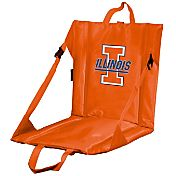 Illinois Fighting Illini Stadium Seat