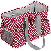 Louisville Cardinals Double-Diamond Junior Caddy Tote