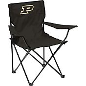 Purdue Boilermakers Team-Colored Canvas Chair