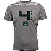 Levelwear Men's Boston Celtics  Isaiah Thomas Fadeaway Grey T-Shirt