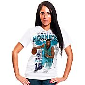 Levelwear Women's Charlotte Hornets Kemba Walker Center Court T-Shirt