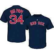 Majestic Men's Boston Red Sox David 'Big Papi' Ortiz #34 Navy T-Shirt
