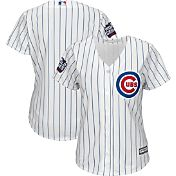 Majestic Women's 2016 World Series Replica Chicago Cubs Cool Base Home White Jersey