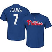 Majestic Youth Philadelphia Phillies Maikel Franco #7 Royal T-Shirt